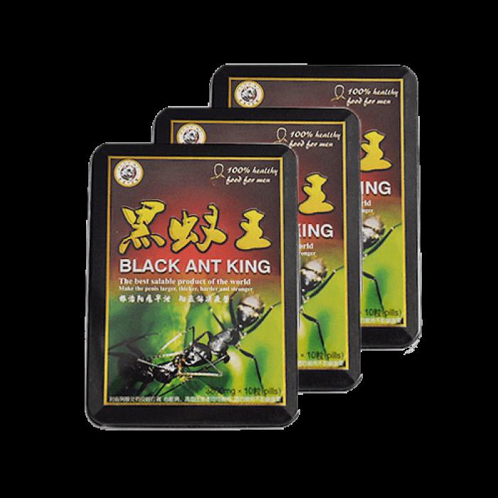 Черна Кралска Мравка - таблетки за възбуждане /мин 5 бр/